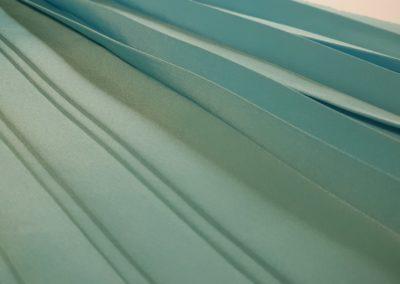 tessuto plisse' macchina501