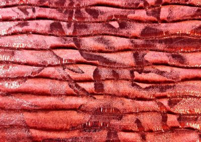 Pecorari plissettato laminato151