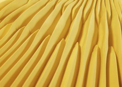 tessuto plissettato soleil510