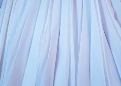 tessuto plissettato soleil533