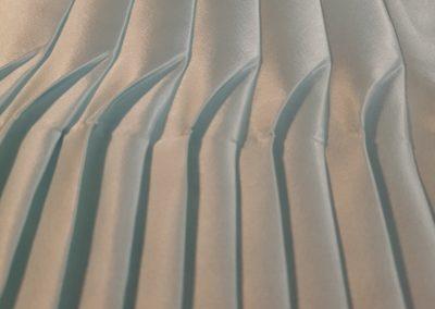 tessuto plissettato soleil800